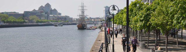 Dublin City Docklands